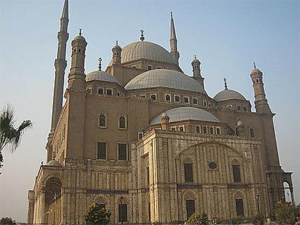 Mosquée Mohamed Ali, au Caire