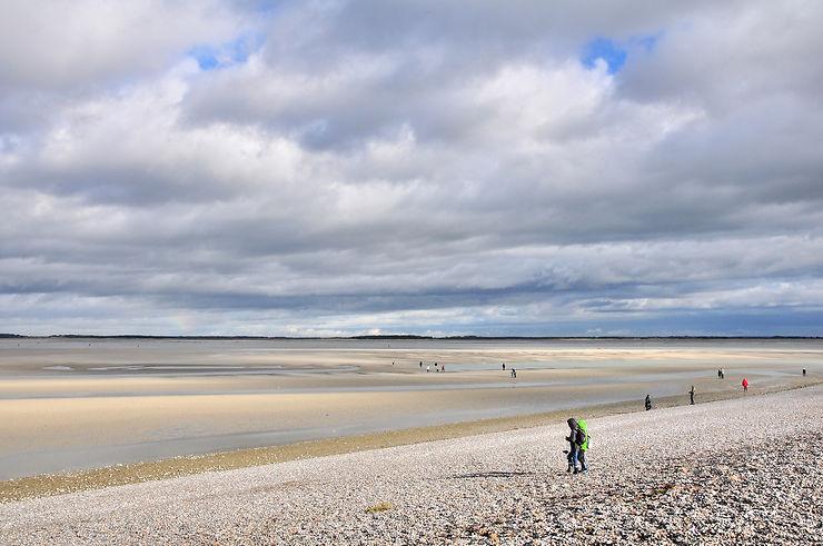 Baie de Somme : les grands espaces de Picardie