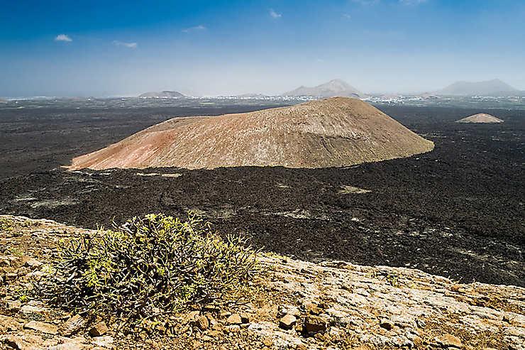 Canaries : Lanzarote, l'île aux volcans