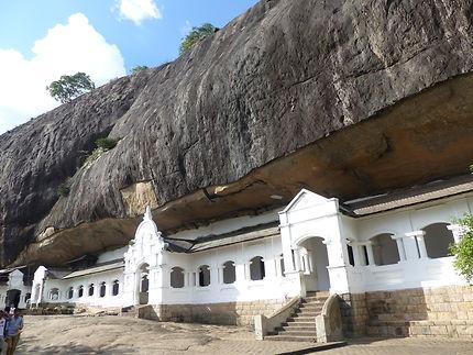 Grottes sacrées de Dambulla