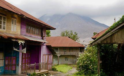 Village fantôme de Sigarang Garang, Indonésie