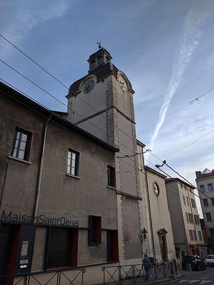 Eglise St Denis à Lyon