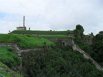Rempart de la citadelle