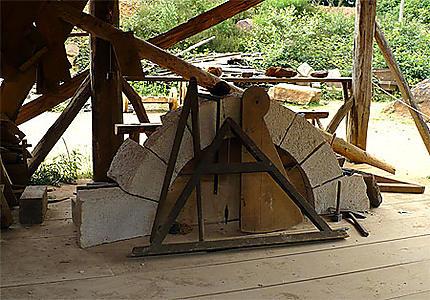 Outils et techniques du Moyen Âge