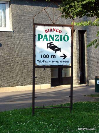 Photo hotel Bianco Panzio