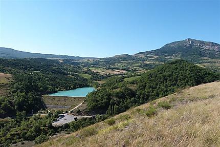 Le lac de Volouve
