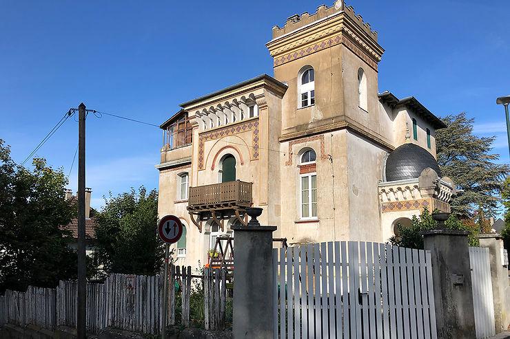 Les villas bourgeoises du Nouveau Quartier et du Rebberg