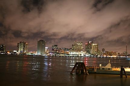 Embarquement pour New Orleans