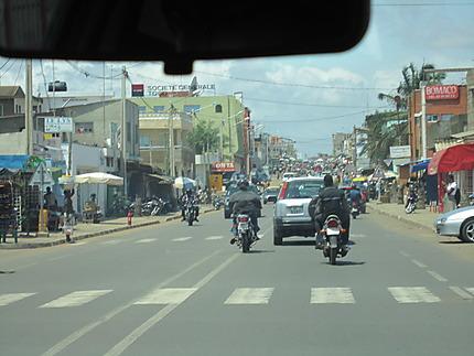 Lomé : Circulation
