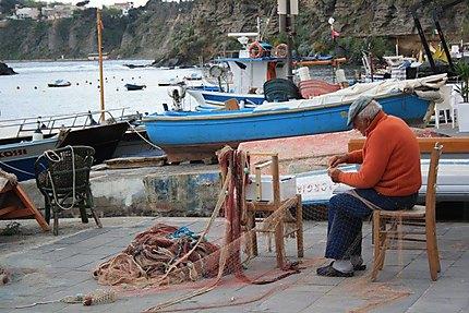 Pêcheur à Procida