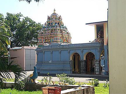 Temple tamoul de St Paul
