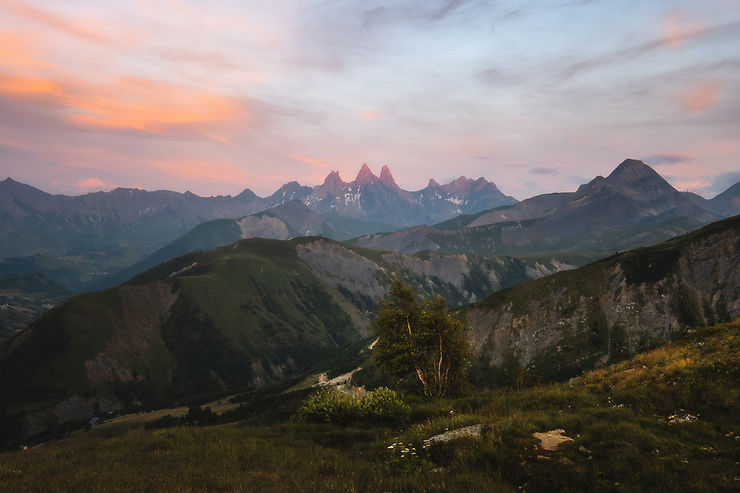 Aiguille d'Arves, Alpes