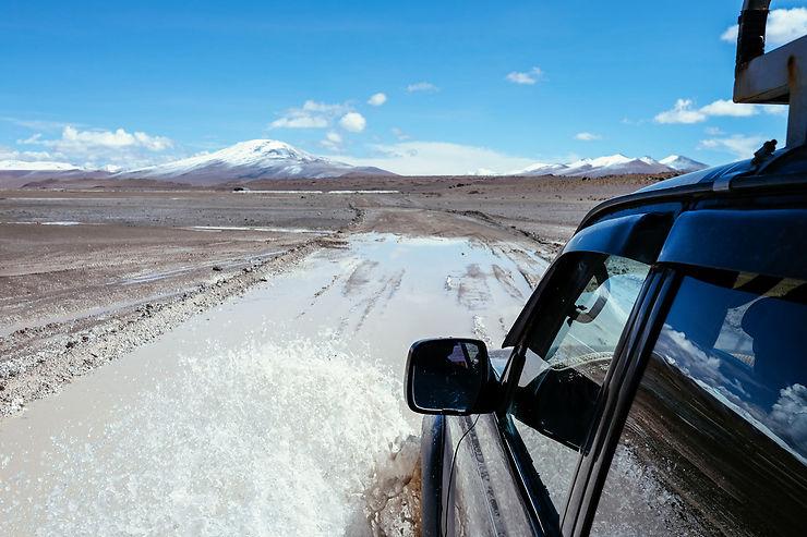 Le Chili aventure, entre terre et ciel