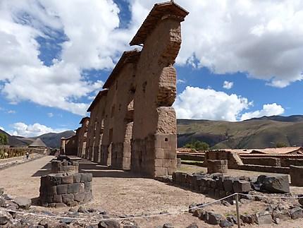 Ruines de Raqchi
