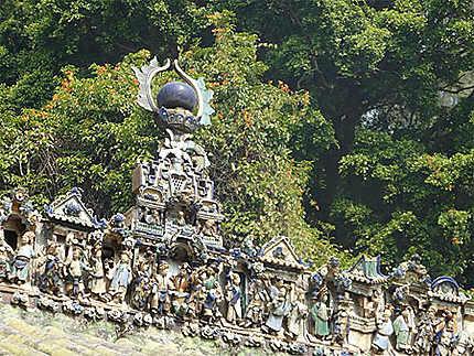 Petit Temple à Tai O