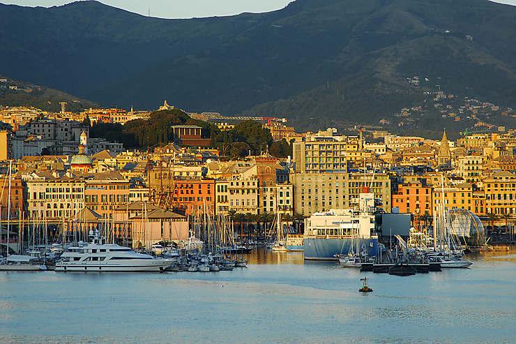 Gênes et les Cinque Terre (Italie)