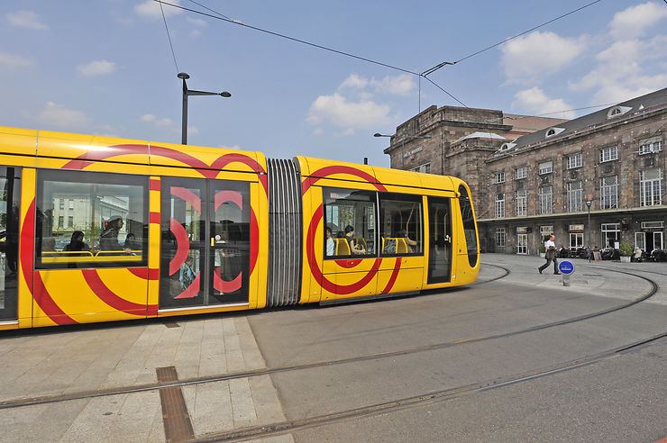 Art contemporain sur toute la ligne… de tramway
