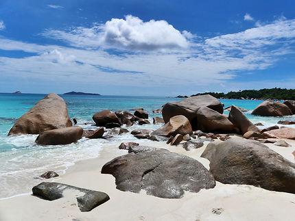 Anse Lazio, Praslin (Seychelles)