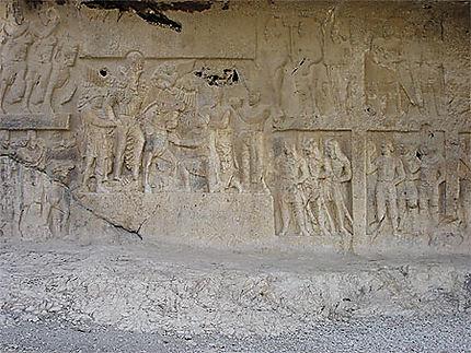 Grotte de Shapur