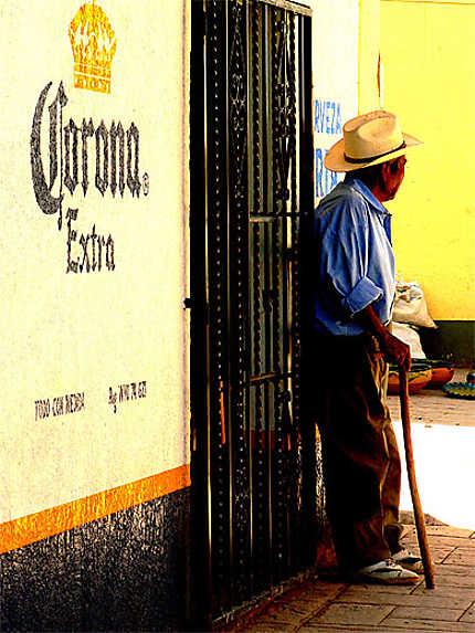 Pendant ce temps là à Oaxaca...