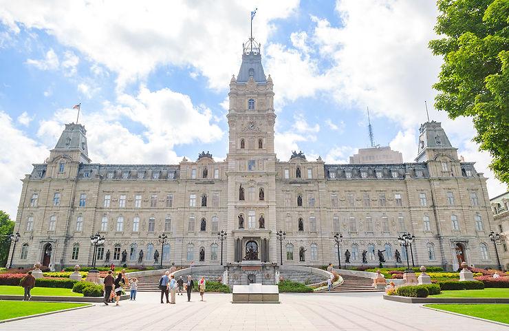 La Haute-Ville de Québec : un voyage dans le temps