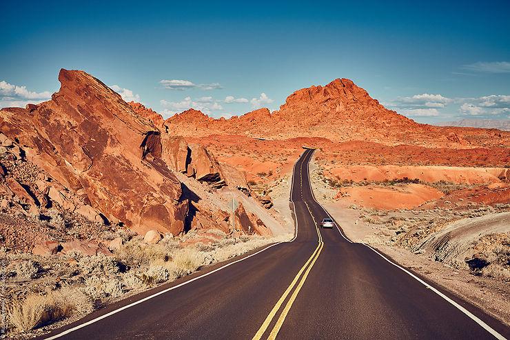 États-Unis - 10 nouveaux itinéraires de road trips dans le Nevada