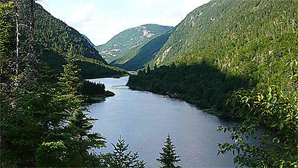 Québec - Parc national des Hautes-Gorges