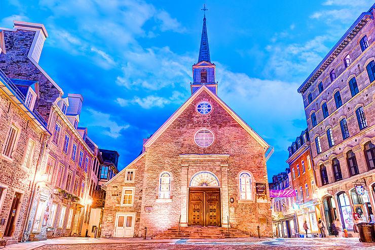 Le charme fou de la Basse-Ville de Québec