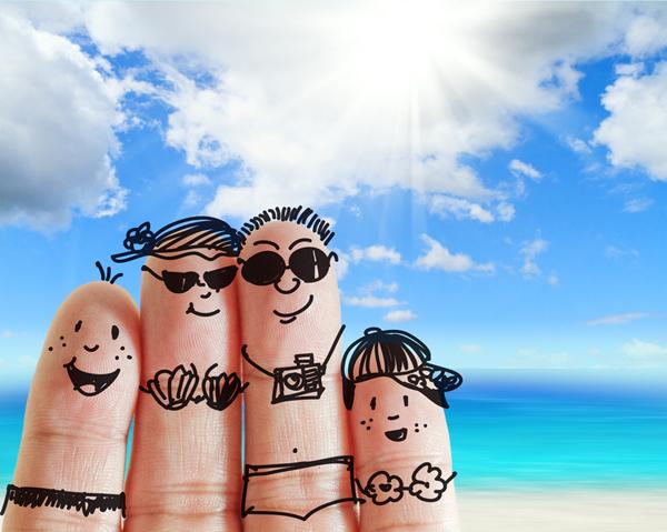 Vacances en famille en France
