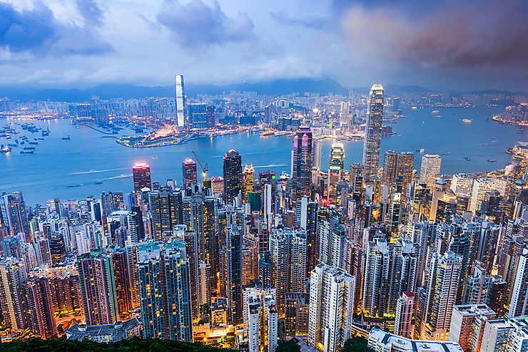 Chine - Un TGV relie Hong Kong à Pékin en 9 h