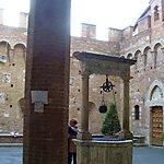 Cour d'un palais