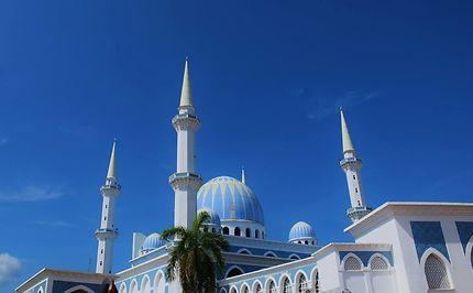 Mosquée Bleue de Kuantan
