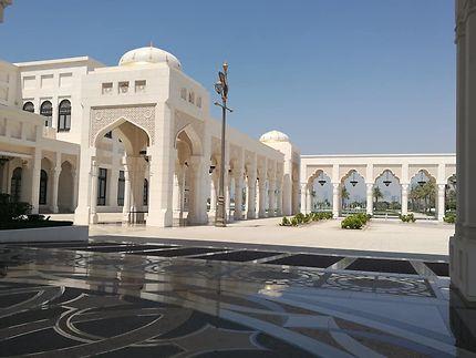 Presidential Palace Palais à Abu Dhabi