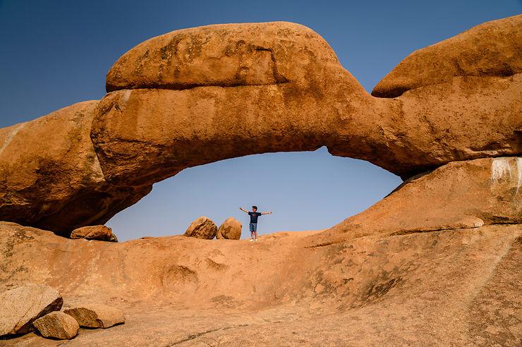 Arch Rock, Spitzkoppe
