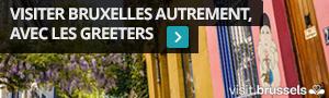 Visiter Bruxelles autrement, avec les Greeters