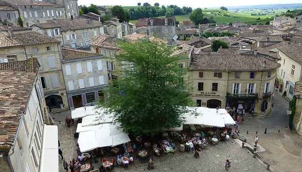 Carnet de voyage deux semaines en Gironde Fecampois