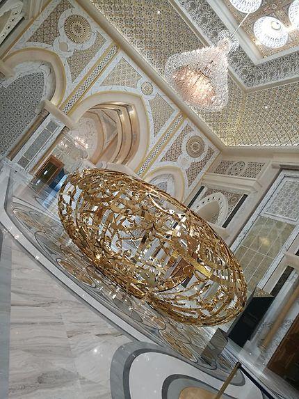 Palais à Abu Dhabi