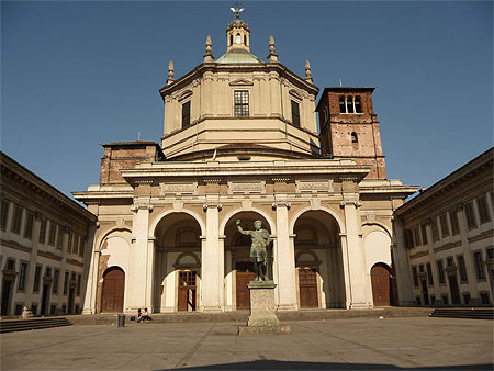 Basilique De San Lorenzo Maggiore Eglise Basilica San