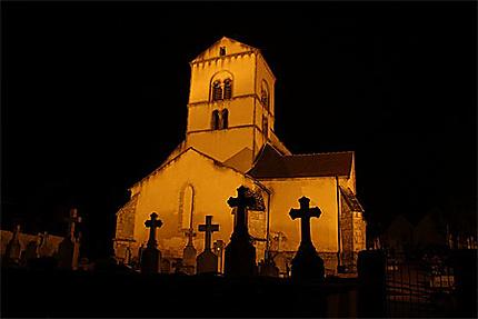 Eglise de Saint Pierre de Varennes