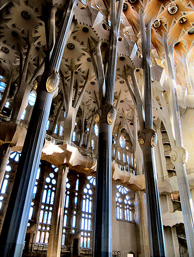 Sagrada Familia symbole de Barcelona
