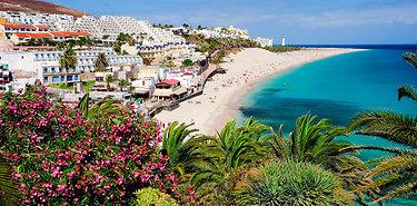 Séjours  : Fuerteventura, Lanzarote, Tenerife