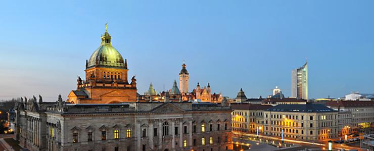 Leipzig, l'alternative allemande