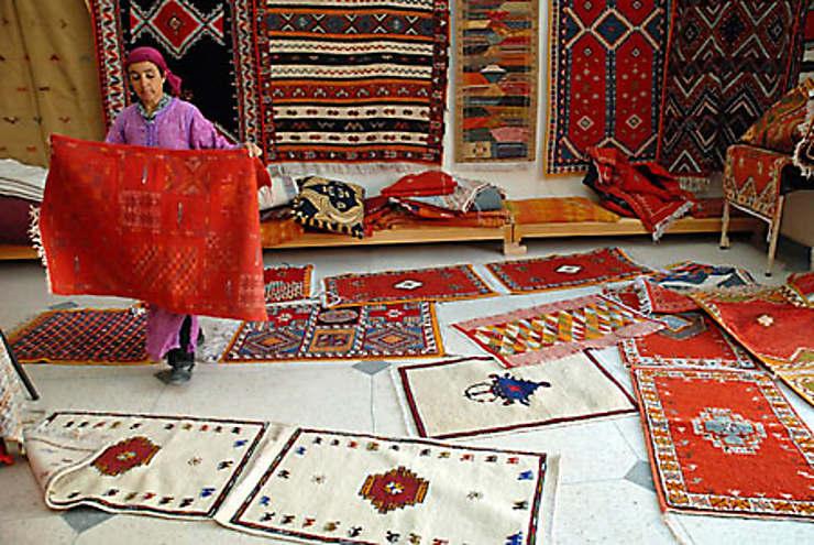 les plus beaux tapis du maroc - Tapis Marocain