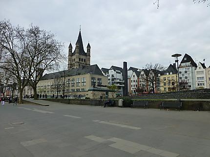 Quais de Cologne