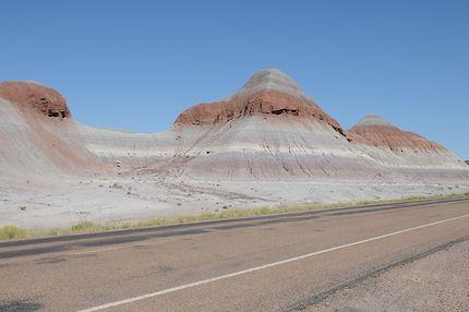 Painted desert national park, arizona