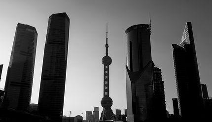 Quartier de la perle de l'Orient, Pudong