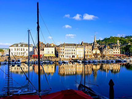 Vieux port d'Honfleur