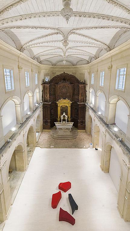 La chapelle des Jésuites du Museon Arlaten