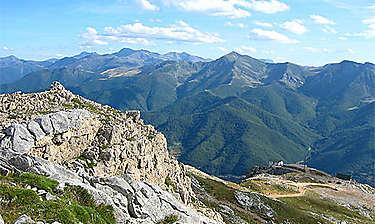 Los Picos de Europa (Pics d'Europe)