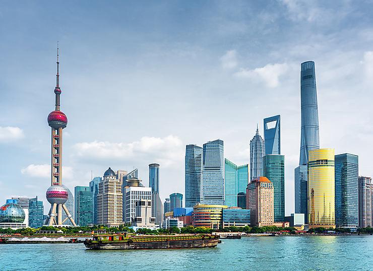 Shanghai, la ville XXL